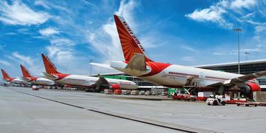 Flughafen Indien
