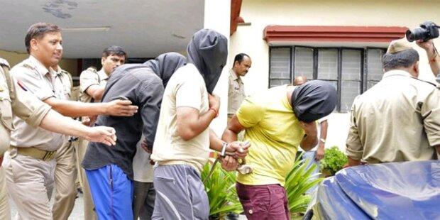 Indien: Sex-Monster schuldig gesprochen