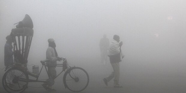 Mehr als 150 Kältetote in Indien