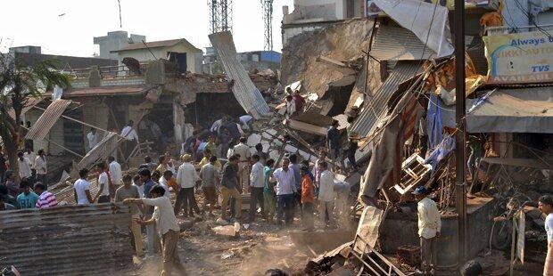 Explosion in Lokal: Rund Mehr als 100 Tote