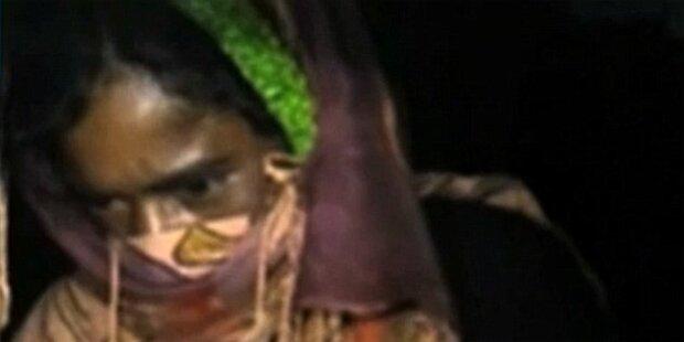 Junge Frau vergewaltigt und ermordet