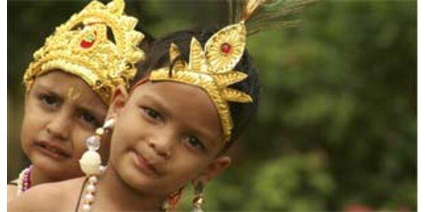 In Indien gestohlene Kinder im Ausland adoptiert