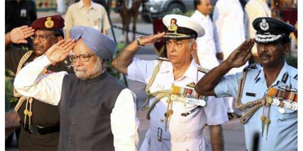 Indien lässt Atom-U-Boot vom Stapel