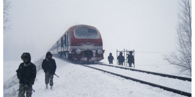 100 Tote durch Kältewelle in Indien