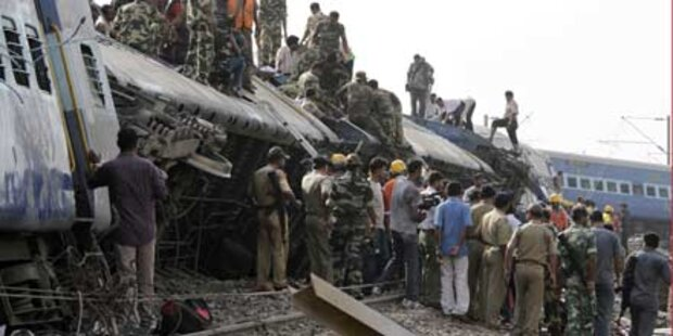 Zugsunglück in Kongo mit 60 Toten