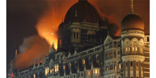 Alle Terroristen im Taj-Mahal-Hotel getötet