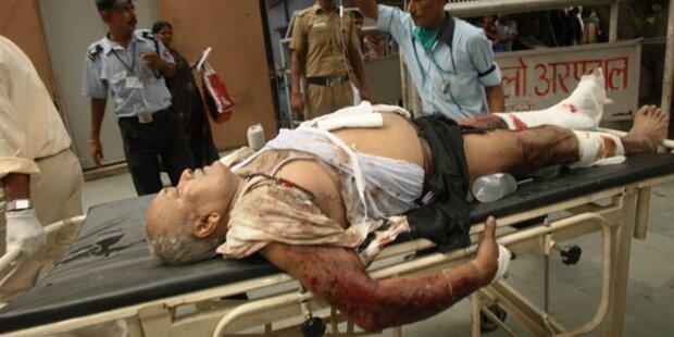 Bombenanschlag vor Indiens Höchstgericht