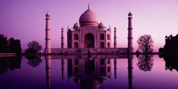 Rundreise: Indien für Anfänger