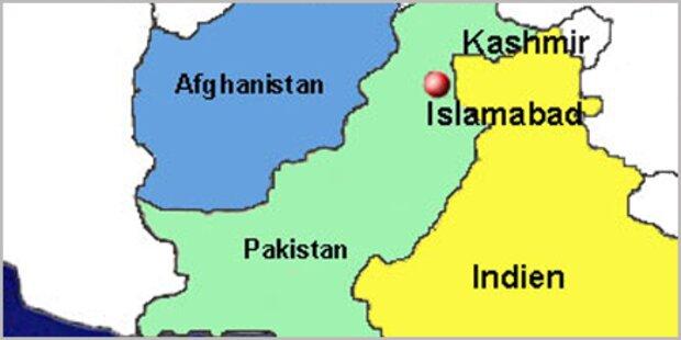 Verhandlungen zwischen Indien und Pakistan