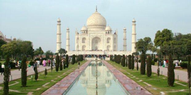 Lassen Sie sich von Indien verzaubern