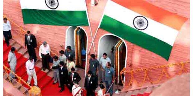 Indien feiert Unabhängigkeit