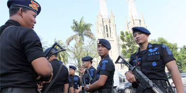 Indonesien Jakarta Police