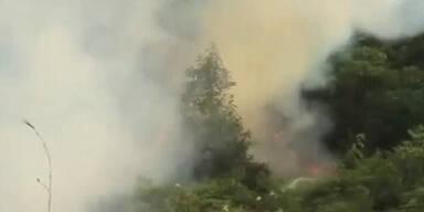 Indonesien leidet unter Smog
