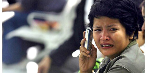 Erdbeben in Indonesien forderte drei Tote