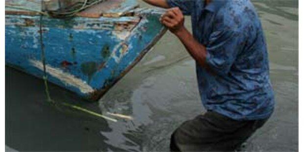 31 Tote bei Schiffsunglück vor Indonesien