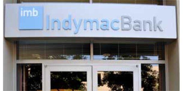 FBI ermittelt gegen US-Bank IndyMac