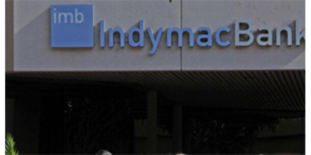 IndyMac wechselt für 14 Mrd Dollar den Besitzer