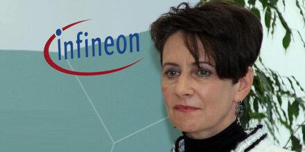 Jobmotor Infineon: Ausbau auch in F&E