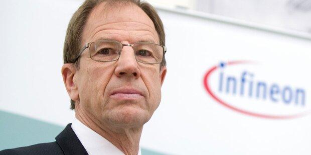 Infineon investiert 1,6 Mrd. € in Villach