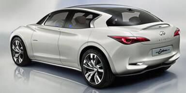 Nissan: Infiniti Etherea Concept