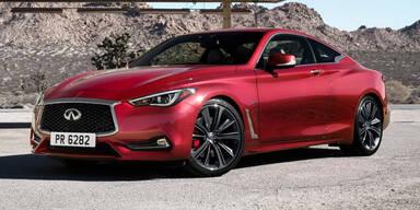 Infiniti Q60 greift BMW 4er an