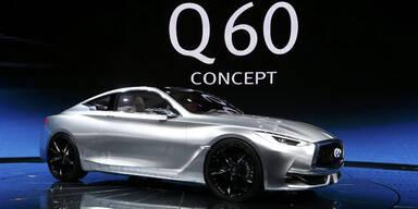 Infiniti Q60 Concept geht in Serie