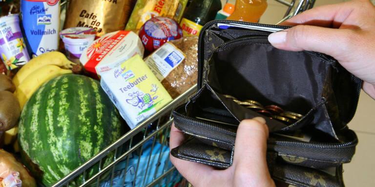 Inflation auf 2,1 Prozent gestiegen