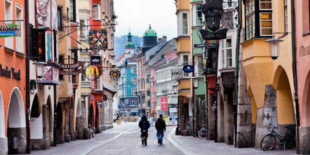 Innsbruck-Abwasser: Kokainmenge steigt
