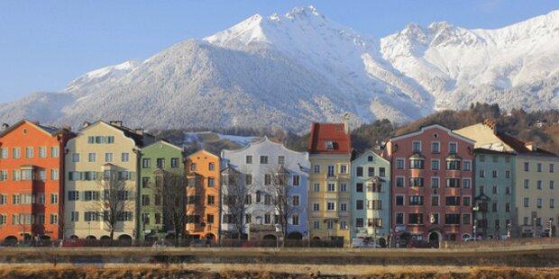 Innsbruck ist