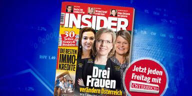INSIDER – Ein neues Magazin für ein neues Jahrzehnt