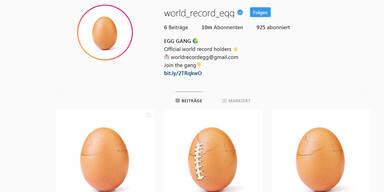 Das steckt hinter Instagram-Rekord-Ei