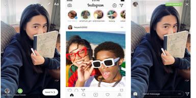 Instagram startet neue Stories-Funktion