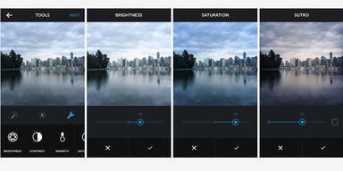 Instagram 6.0 trumpft mit neuen Funktionen auf