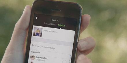 Instagram ist jetzt WhatsApp-Gegner
