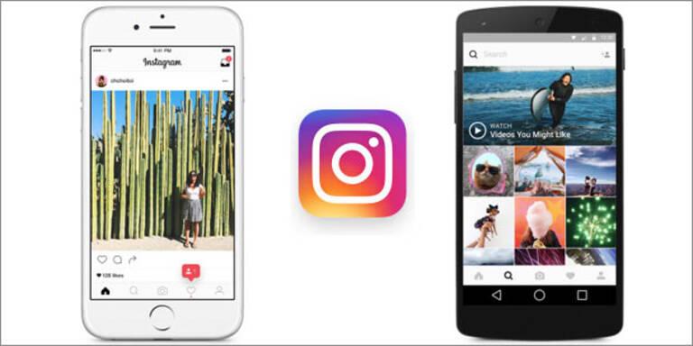Instagram hat jetzt 500 Millionen Nutzer