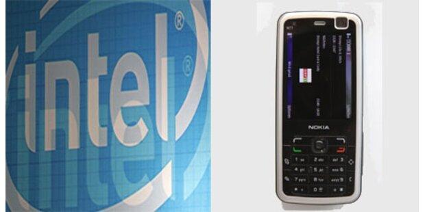 Zusammenarbeit bei mobilen Endgeräten