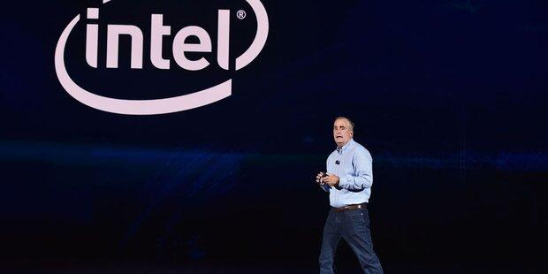 Intel-Chef stolpert über Affäre
