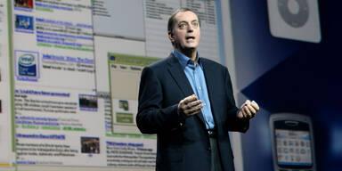 Langjähriger Intel-Chef (66) gestorben