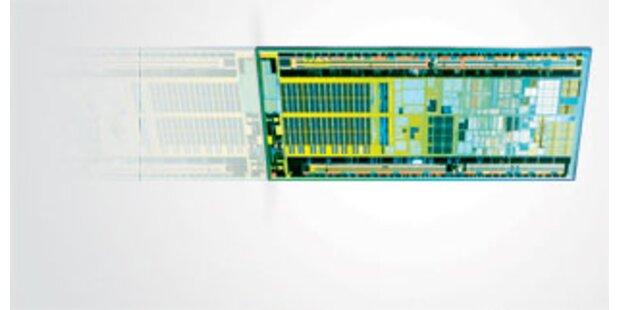 Intel stellt neuen Prozessor für mobile Geräte vor