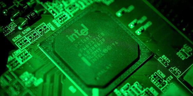Neue Mega-Lücke bei Intel-Chips