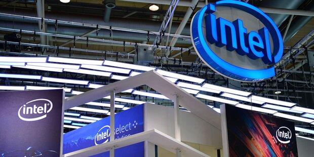Robert Swan ist neuer Intel-Chef
