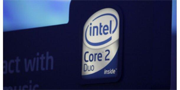 Intel schließt Fabriken und streicht 6.000 Jobs