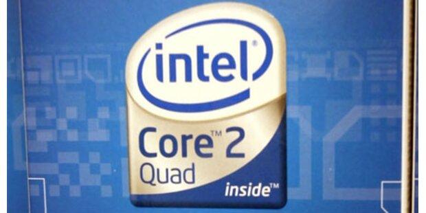 Chip-Hersteller verbessert Ergebnis