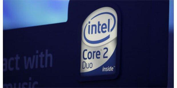 Neuer Intel-Multimedia-Chip für LCD-TVs