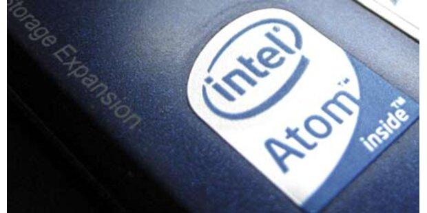 Intel schnallt Gürtel noch enger
