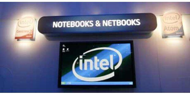 Neue Atom-Prozessoren für Tablets und TVs