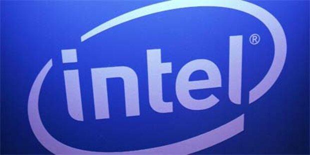 Neuer Mini-Prozessor Atom Z600 von Intel