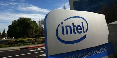 Chip-Riese Intel wurde Opfer von Hackern