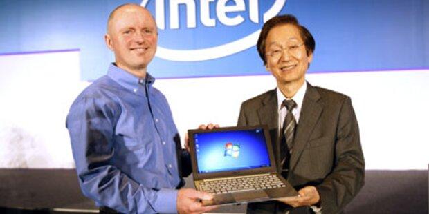 Intel greift jetzt mit dem