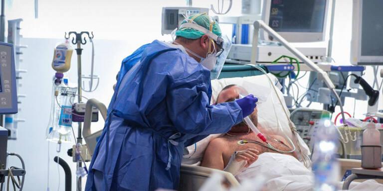 25 Prozent mehr Spitalspatienten in nur einer Woche